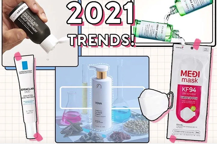 The 6 Skin Care Trends You Need to Know for 2021