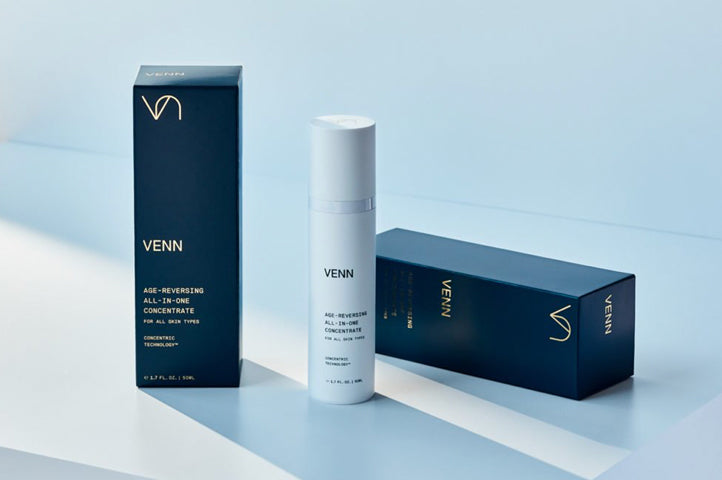 K-Beauty Brand Venn Skincare Arrives at Forty Five Ten
