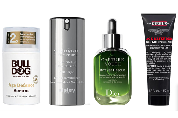 Best anti-ageing creams for men 2021: Clarins to Tom Ford
