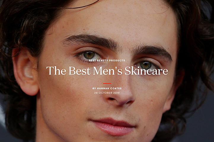 The Best Men's Skincare
