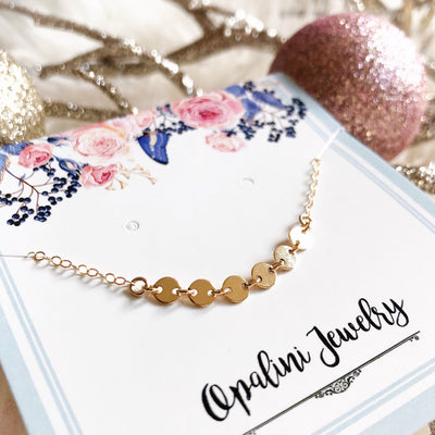 [14K Gold Filled Jewelry] - Opalini Jewelry