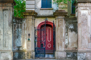 Legare Street Red Door II