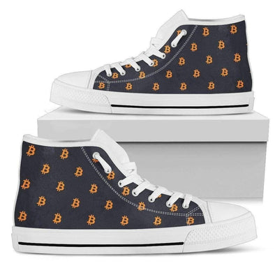 Bitcoin High Top Shoes