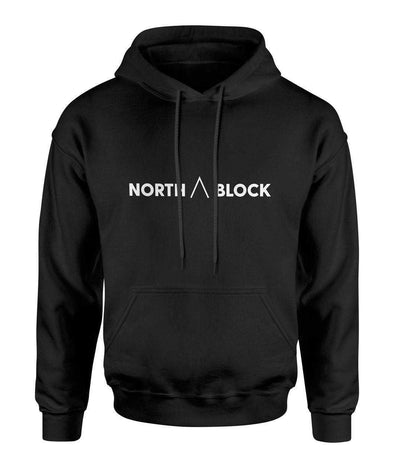 North Block Classic Hoodie - Bitcoin, Ethereum & Crypto Merch