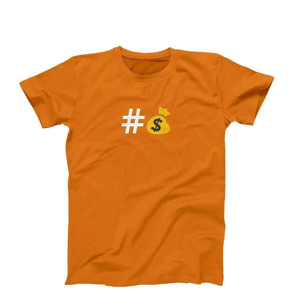 Storecoin Orange T-Shirt - Crypto Merchandise