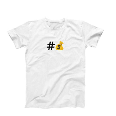 Storecoin White T-Shirt - Bitcoin, Ethereum & Crypto Merch