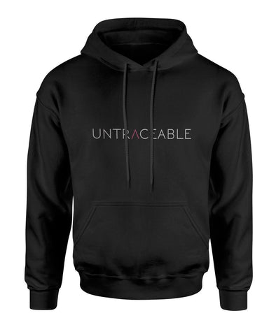 Untraceable Classic Hoodie - Bitcoin, Ethereum & Crypto Merch