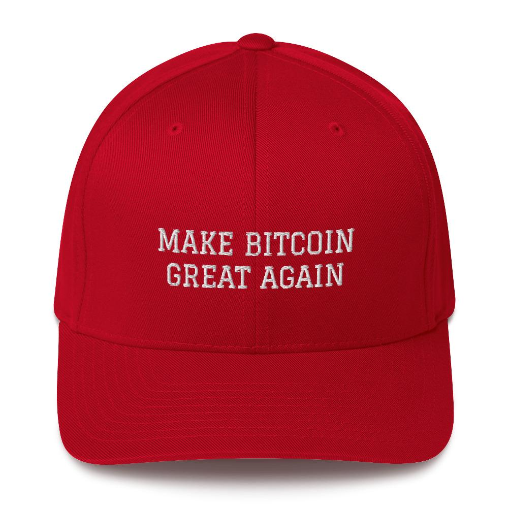 Make Bitcoin Great Again Hat