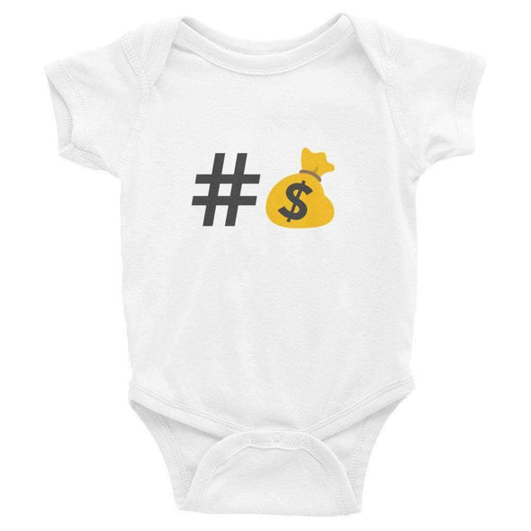 Storecoin Baby Onsie - Bitcoin, Ethereum & Crypto Merch