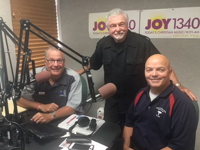 On Air Interview With Jim Rosetti & Ron Nielsen on the BIZ CONNECTION radio show. July 31, 2018