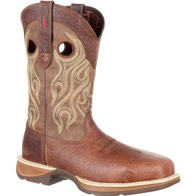 Durango Men's Rebel Western Distressed Waterproof Boot DDB0122