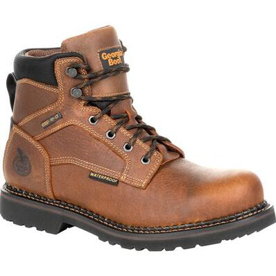 "Georgia Giant ReVamp Steel Toe Waterproof 6"" Boot GB00317"