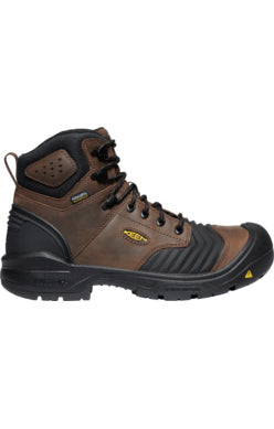 "Keen Portland 6"" WP Dark Earth / Black #1023386"
