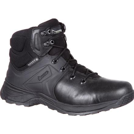 "Rocky Alpha Tac 6"" Side Zipper EMS & Police Duty Boot RKD0040"