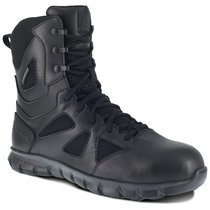 "Reebok RB8807 Men's Sublite Cushion 8"" Composite Toe Waterproof Work Boot"