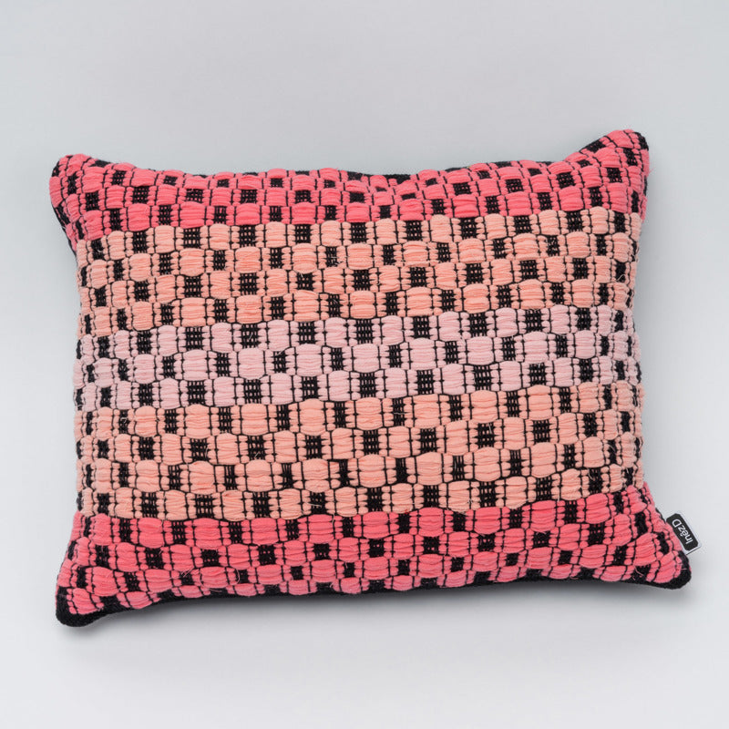 Tatami Pinks Rectangle Pillow