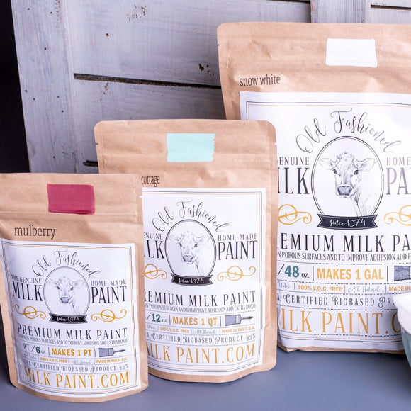 Old Fashioned Milk Paint, For Furniture