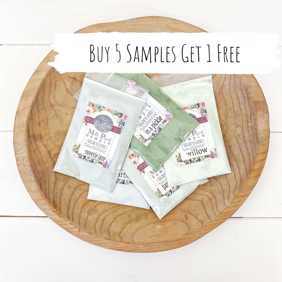 Sweet Pickins Bundle #1 - Buy 5 Samples, Get One free