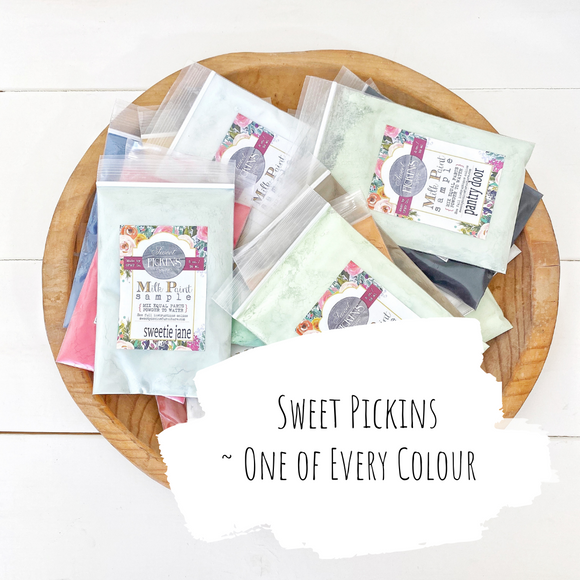 Sweet Pickins Bundle #2 - One Of Every Colour
