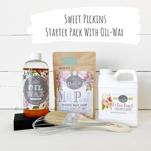 Sweet Pickins Bundle #5 ~ Starter Pack with Oil-Wax