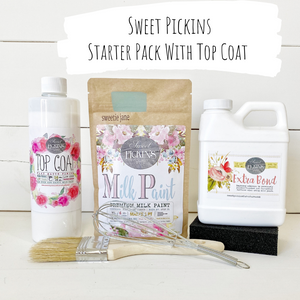 Sweet Pickins Bundle #6 ~ Starter Pack with Top Coat