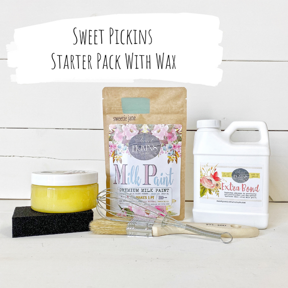 Sweet Pickins Bundle #3 ~ Starter Pack with Wax