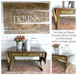 Sweet Pickins Milk Paint, Artichoke