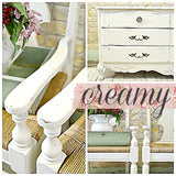 Sweet Pickins Milk Paint, Creamy