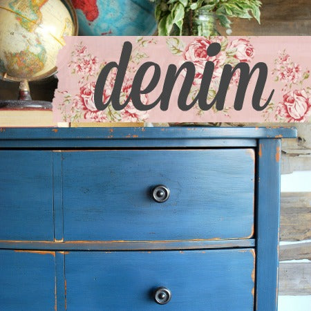 Sweet Pickins Milk Paint, Denim