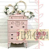 Sweet Pickins Milk Paint, First Crush