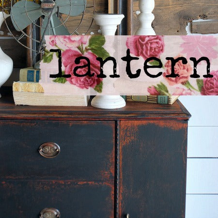 Sweet Pickins Milk Paint, Lantern