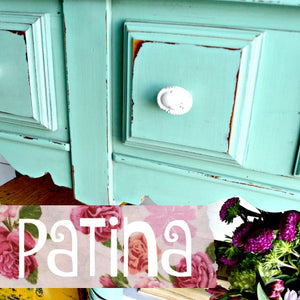 Sweet Pickins Milk Paint, Patina