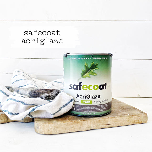 Safecoat Acriglaze Matte Varnish