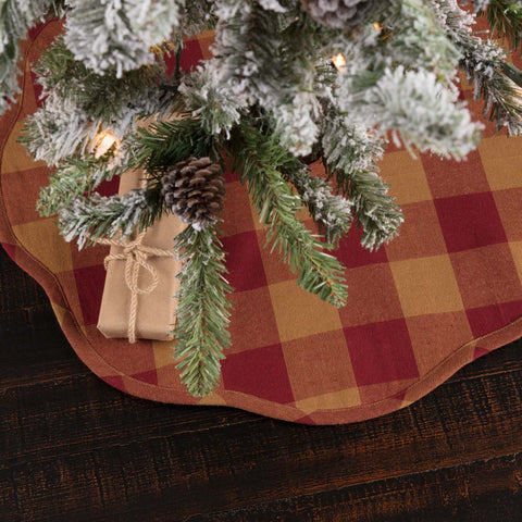 Tree Skirts & Mantle Scarfs