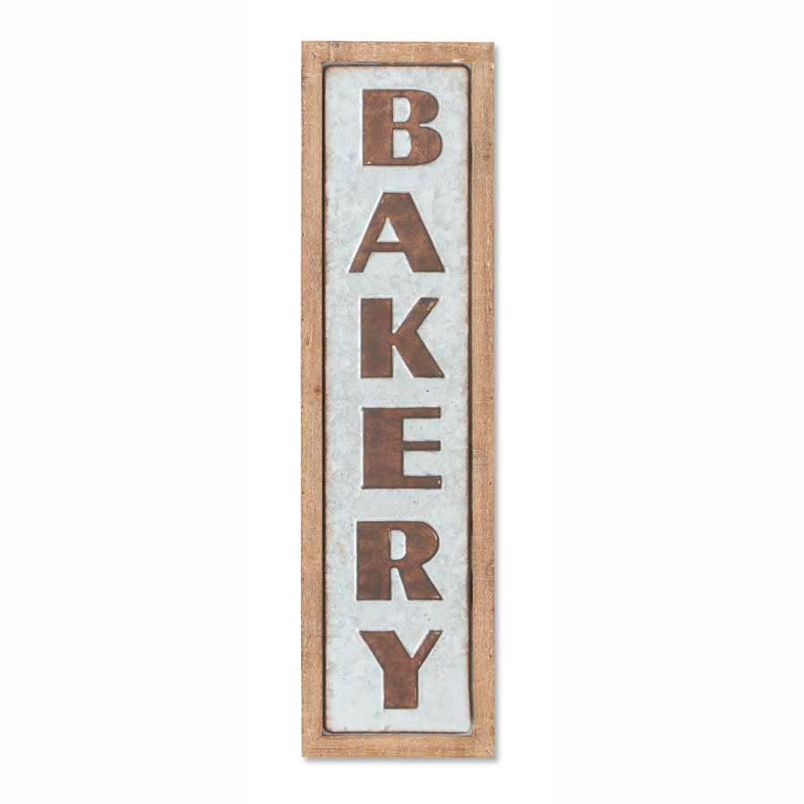 Large 'Bakery' Sign