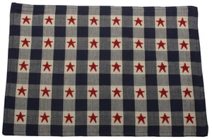 Colonial Star Placemat