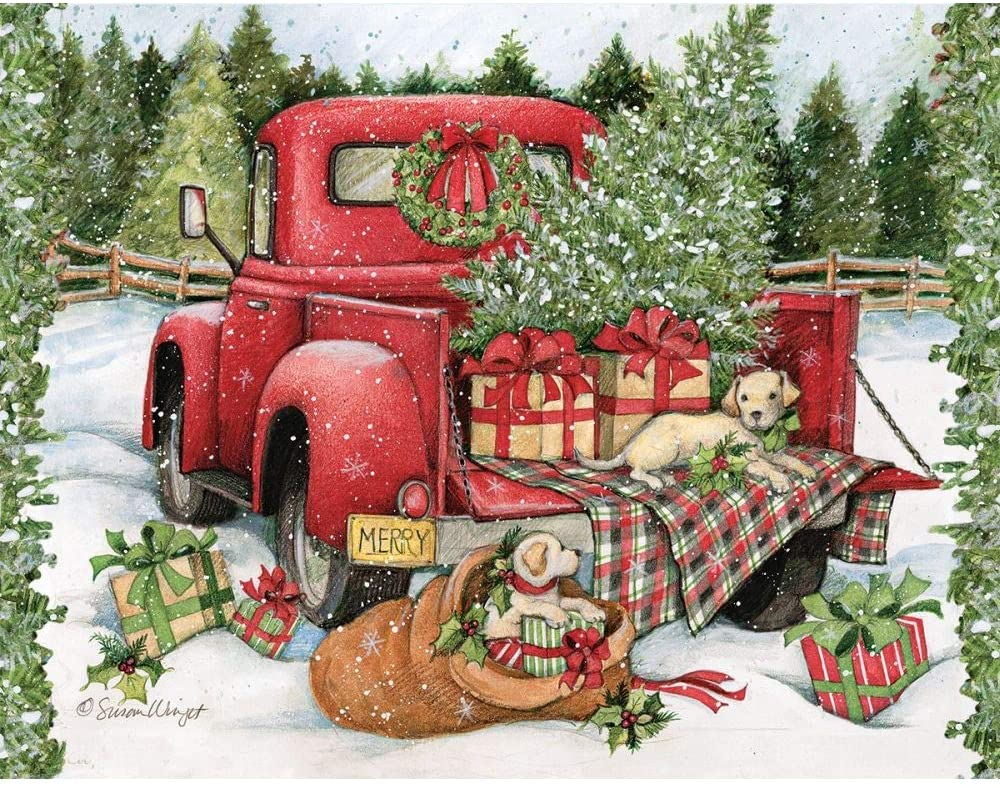 Lang Christmas Journey Assorted Christmas Cards