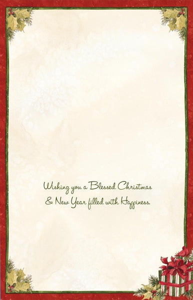 "Lang ""Christmas Delivery"" Boxed Christmas Cards"