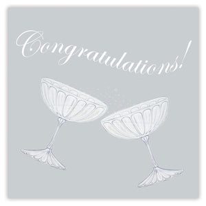 Sally Swannell 'Congratulations' Wedding Card