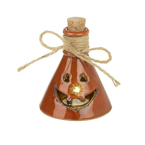 Halloween Ceramic Light Up Bottle