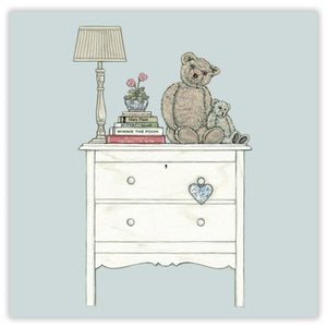 Sally Swannell 'Edward & Bertie' Greetings Card