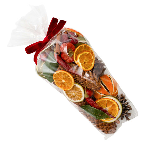 Cinnamon & Orange Fruit Bag