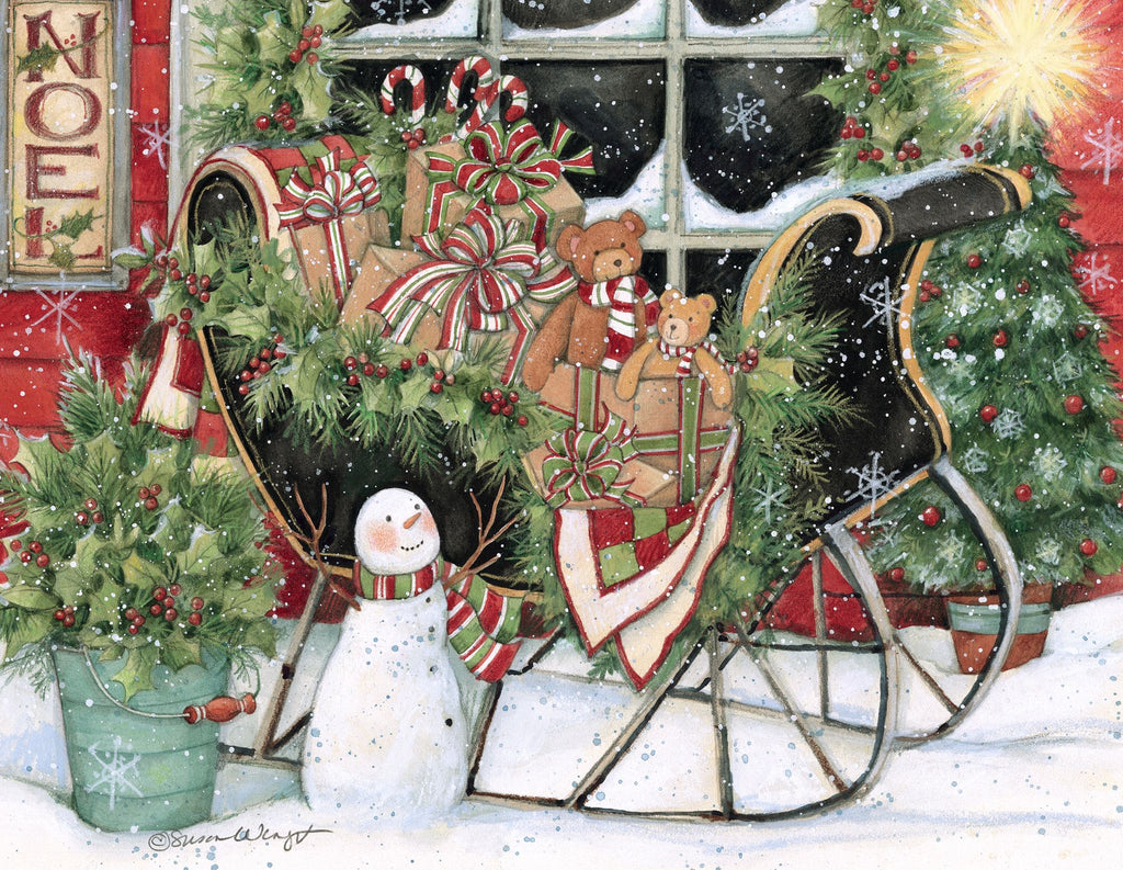 Lang Heart And Home Assorted Christmas Cards – The Blueberry Store