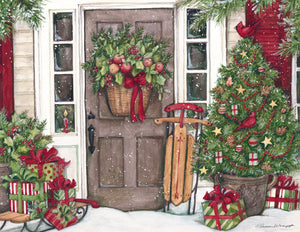 Lang Heart And Home Assorted Christmas Cards