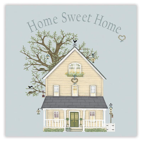 Sally Swannell Home Sweet Home Card