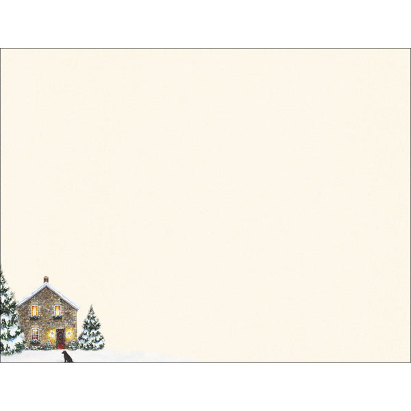 "Lang ""Nestled in the Pines"" Boxed Christmas Cards"