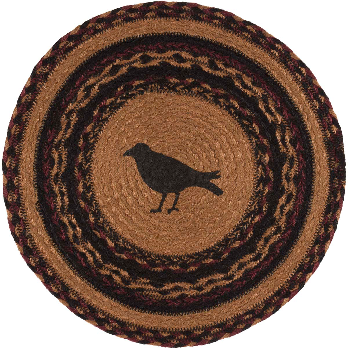 BRAIDED CROW TABLEMAT