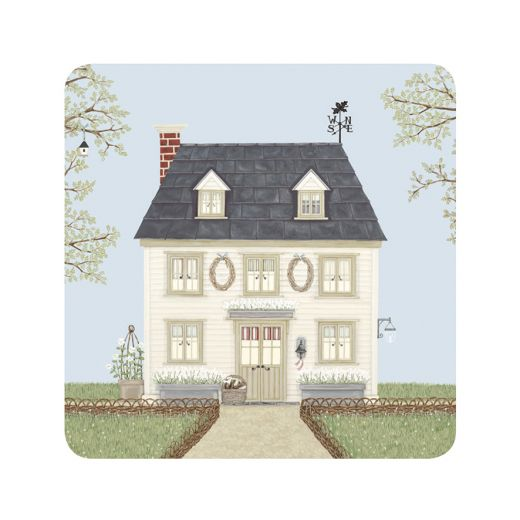 "Sally Swannell ""Country House"" Coaster"