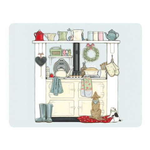 "Sally Swannell ""Domestic Goddess"" Placemat"