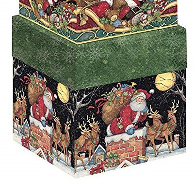 Lang Santa Believe Decorative Boxes